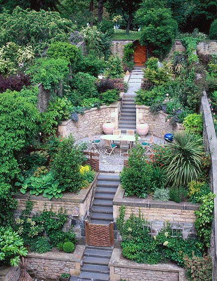 Garden designed by Carolyn Grohmann