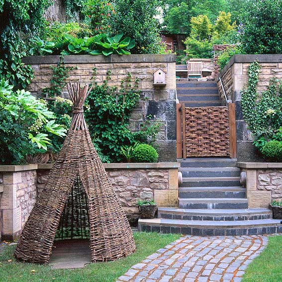 Garden Design – Secret Gardens | New Town Garden