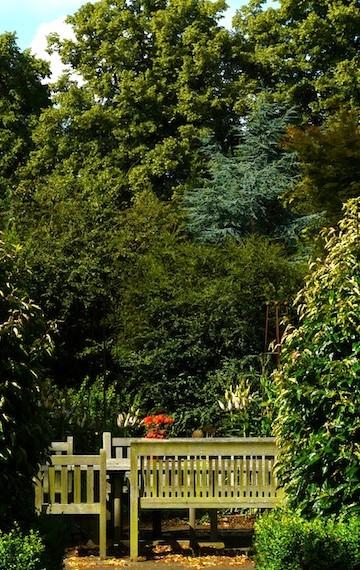 Ratho garden designed by Carolyn Grohmann