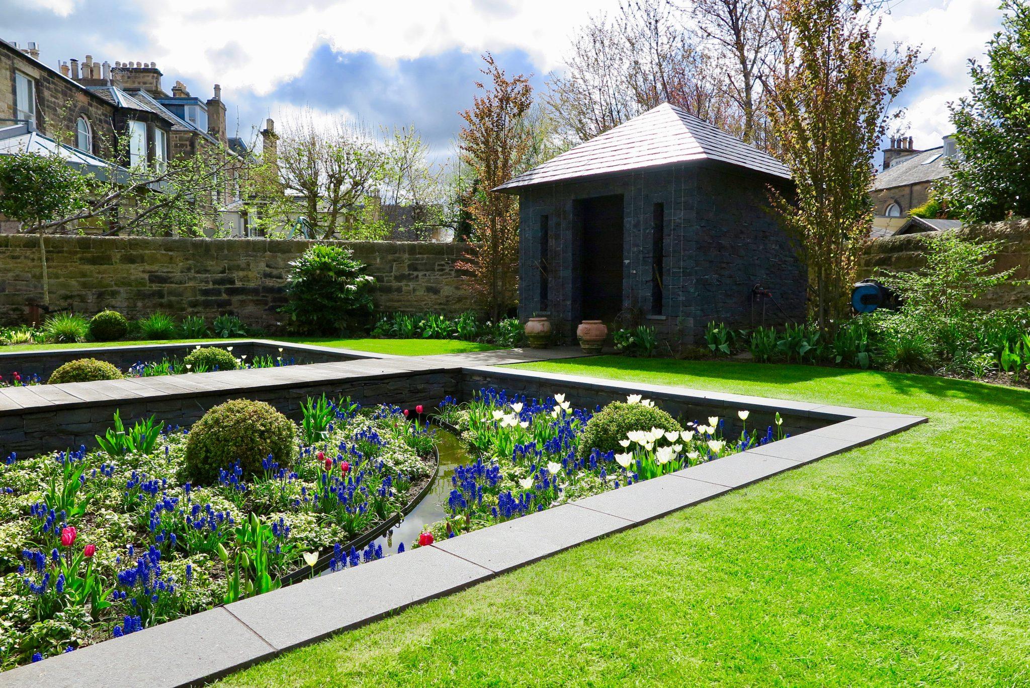 Garden Design Secret Gardens Merchiston Garden