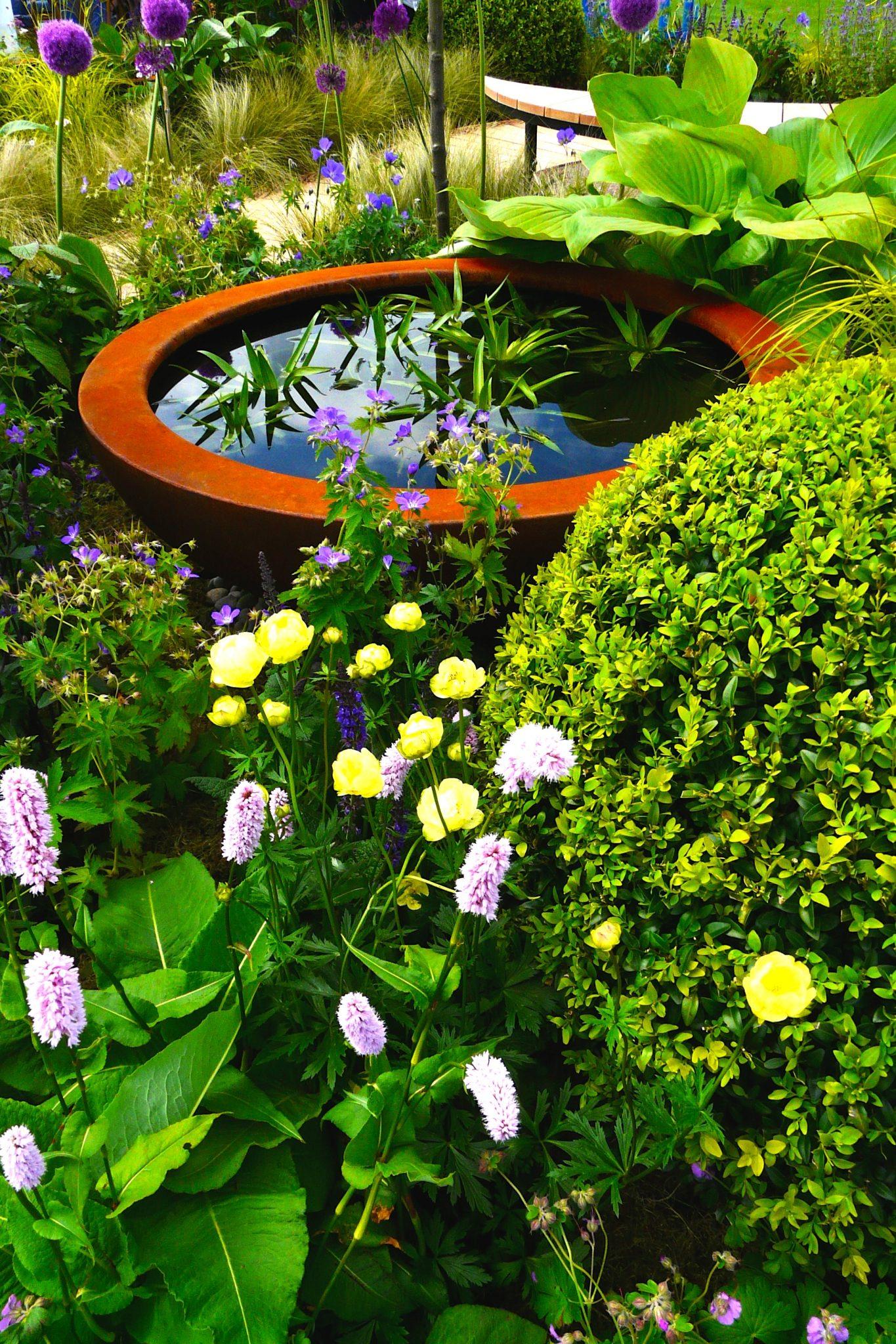 garden design - secret gardens | gold medal show garden