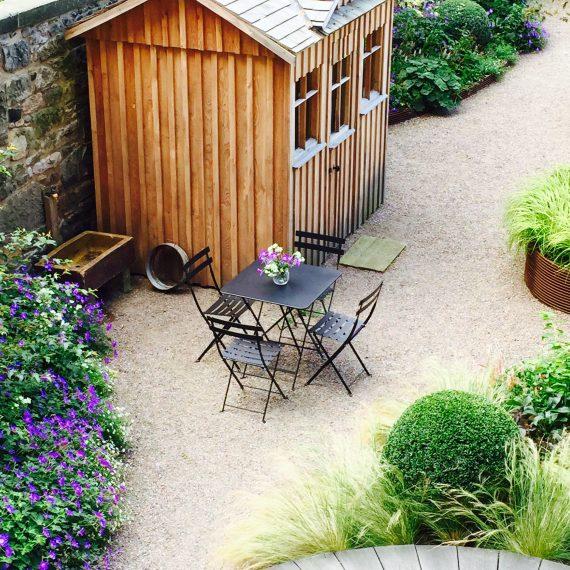 Eton Terrace Garden designed by Carolyn Grohmann, built by Water Gems, Principal BALI award winning garden